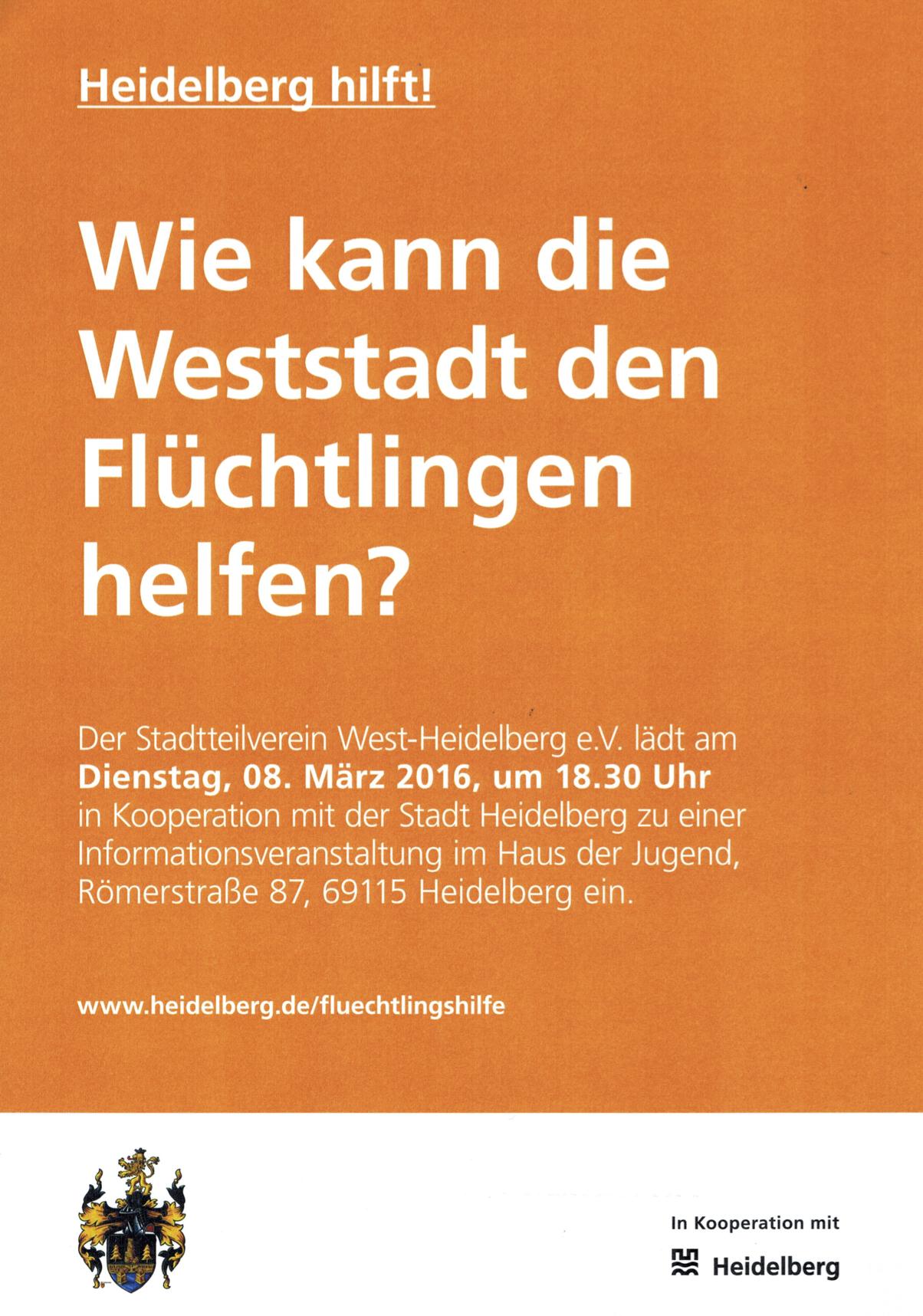 Heidelberg hilft!
