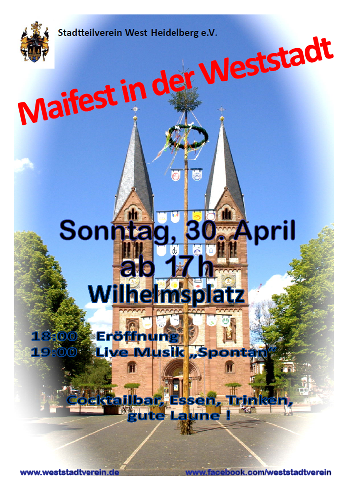 Plakat Maifest 2017